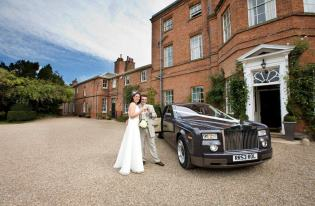 rolls royce phantom hire peterborough