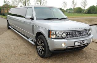 range rover limo hire peterborough